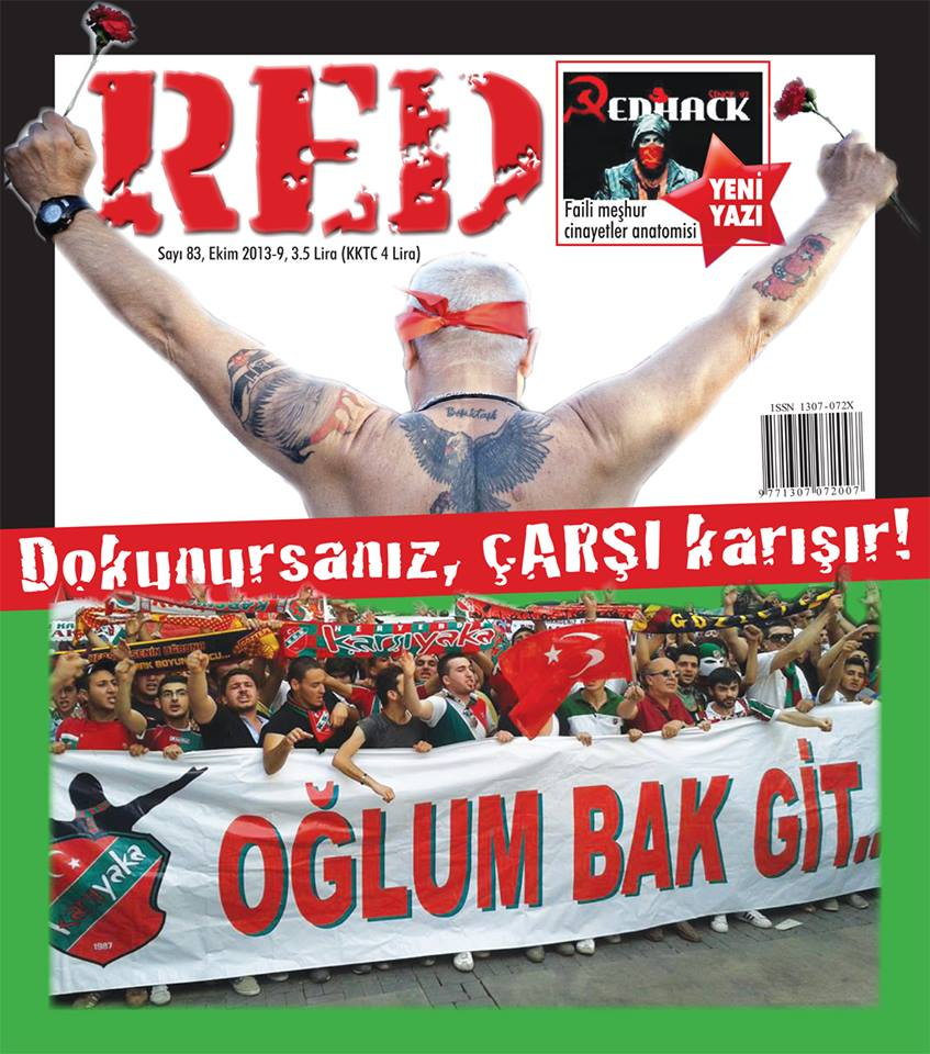 Red Dergisi Söyleşisi