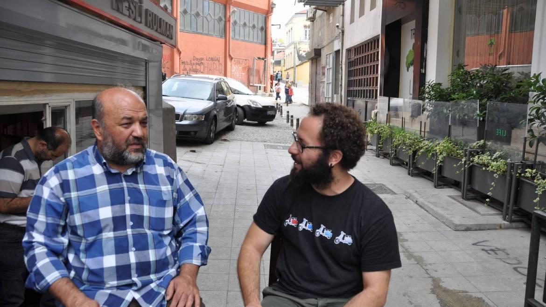Gezi Parkı'nda Röportaj (Bağımsızlık Yolu)
