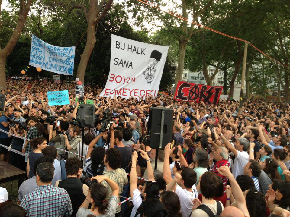 Gezi Park: Turkey's New Opposition Movement – BBC News