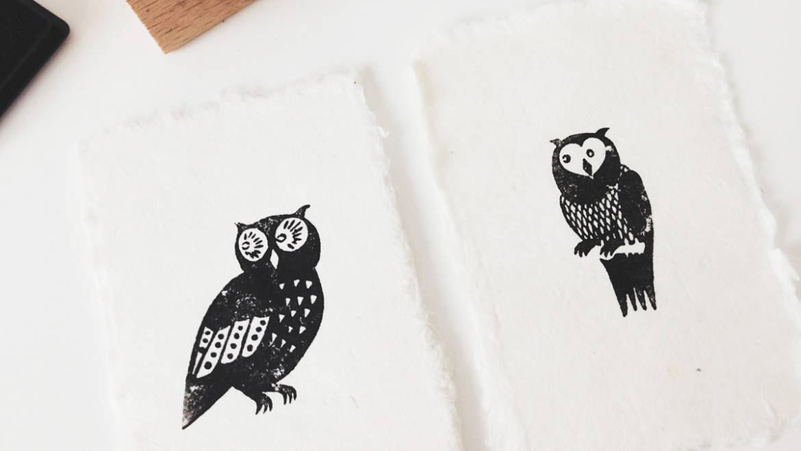 My New Owl Stamps