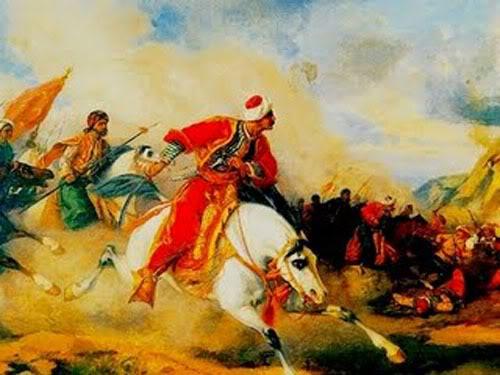 'Barış dini'nin savaşçı tarihi
