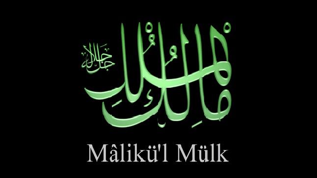 "*Kur'an'da ""Lehû"" (Allah'a ait 20 şey)"
