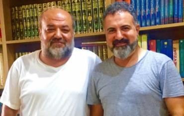 Veysi Dündar İhsan Eliaçık'la İslâm'a ve Türkiye'ye dair her şeyi açık açık konuştu…